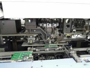 Tuotanto - . Nopea SMD -asennuskone