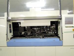 Machining - . High speed SMD mounting machine