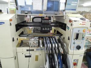 Machining - . IC mounting machine