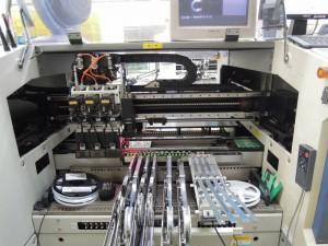 Tuotanto - . IC -kiinnityskone