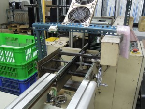 生產流程 - . PCB收板機