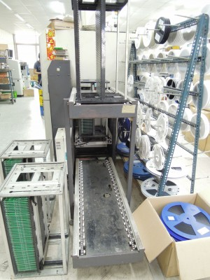 Production - . PCB Loading machine
