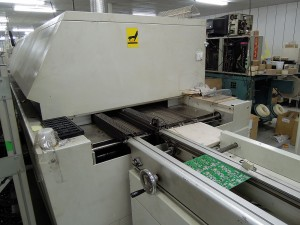 Production - . SMD Hot Air Reflow Soldering Oven