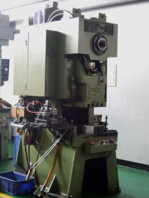 Machining - . Feeder Station Machine