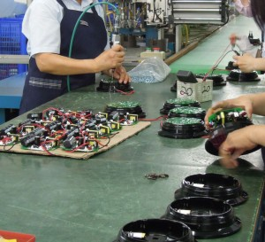Tuotanto - . Kevyt prosessi