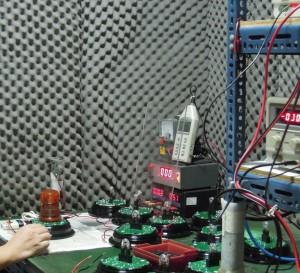 生產流程 - . 燈類品檢