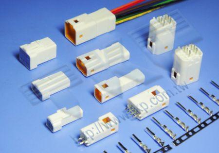 HCAR020J1 汽机车系列线对板连接器 - 线对板