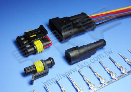 HCAR060A1 Kfz-Steckverbinder