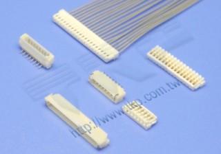 0.80mm 线对板系列连接器 - 线对板