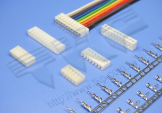 2,00 mm-100-Platine im Crimp-Steckverbinder - Board-In-Crimp