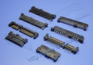 1,27 mm-127M3 Schneidklemmverbinder (IDC) Serie - Isolationsverdrängungsverbinder (IDC)