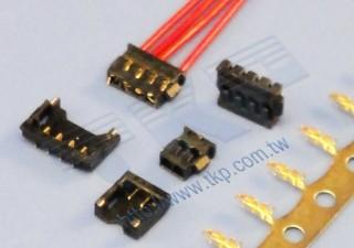 """1.20mm(.047"""") 间距-12M1 线对板连接器 - 线对板"""
