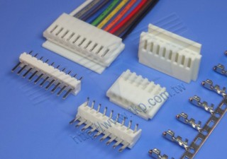 2,50 mm-140 Wire-to-Board-Serie Steckverbinder - Wire-to-Board