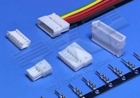 1.50mm 线对板系列连接器 - 线对板