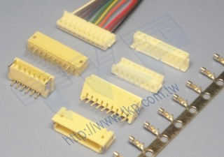 1.50mm-15J1 Wire-to-Board-Serie Steckverbinder - Wire-to-Board