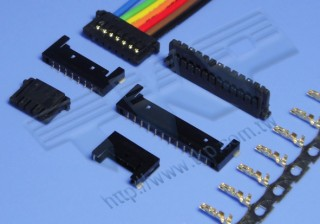 1.50mm-15M2 Wire-to-Board-Serie Steckverbinder - Wire-to-Board