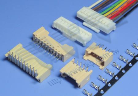 2,00 mm-20M1 Wire-to-Board-Serie Steckverbinder - Wire-to-Board