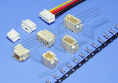 """2.00mm (.079"""") 间距-20M2 线对板连接器 - 线对板"""