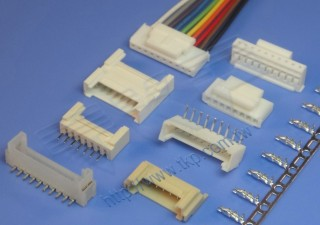 2,00 mm-20Y1 Wire-to-Board-Serie Steckverbinder - Wire-to-Board