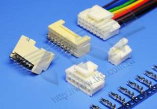 2,00 mm-20Y2 Wire-to-Board-Serie Steckverbinder - Wire-to-Board