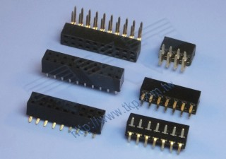 2,54 mm-2302 Board-to-Board-Serie Buchsenleiste - Board-to-Board