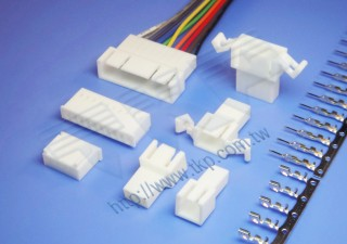 2,50 mm-2502 2540 Wire-to-Board-Serie Steckverbinder - Wire-to-Board
