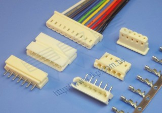 2.50mm-256X Wire-to-Board-Serie Steckverbinder - Wire-to-Board