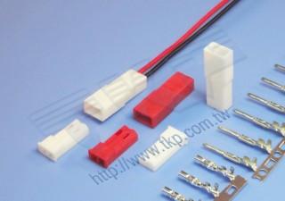 """2.50mm (.098"""") 间距-25J3 线对板连接器 - 线对板"""