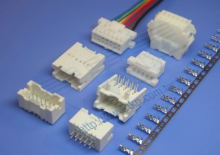 2.50mm-25J4 Wire-to-Board-Serie Steckverbinder - Wire-to-Board