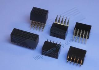 2,54 mm-3303 Board-to-Board-Serie Buchsenleiste - Board-to-Board