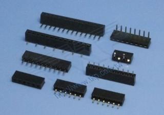 "2.00mm (.079"") 间距-3311 / 3312 单排/双排板对板连接器 - 板对板"