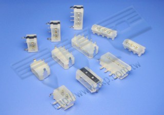 5,08mm-4080 Wire-to-Board-Serie Steckverbinder - Wire-to-Board