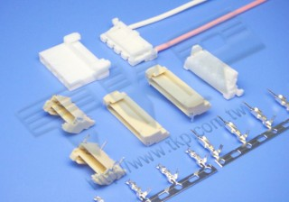"""4.00mm (.157"""") 间距-H40J1 高电压系列连接器 - 高电压连接器"""