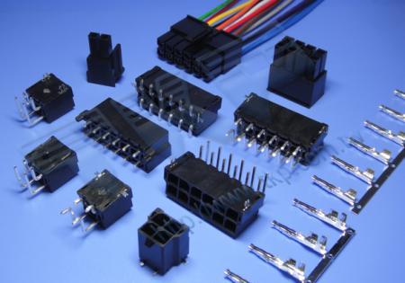 5.70mm 线对板系列连接器 - Wire-to-Board