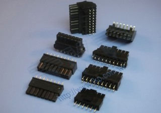 "3.00mm (.118"") 间距-P6630IR & LR 系列板对板连接器 - 板对板"