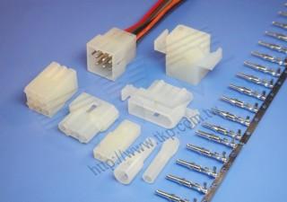 3,68 mm Wire-to-Wire-Serie Steckverbinder - Kabel zu Kabel