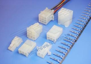 4,80 mm Wire-to-Wire-Serie Steckverbinder - Kabel zu Kabel