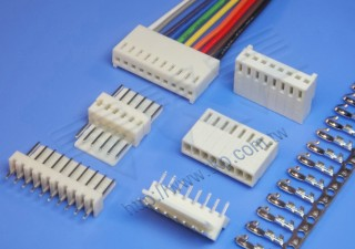 2,50 mm-881X Wire-to-Board-Serie Steckverbinder - Wire-to-Board
