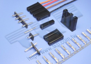 8.00 & 10.00mm 线对板系列连接器 - 线对板