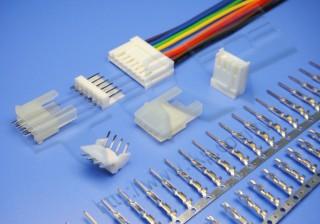 """2.50mm (.098"""") 间距-887X 线对板连接器 - 线对板"""