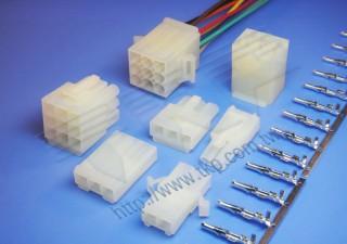 6,70 mm Wire-to-Wire-Serie Steckverbinder - Kabel zu Kabel