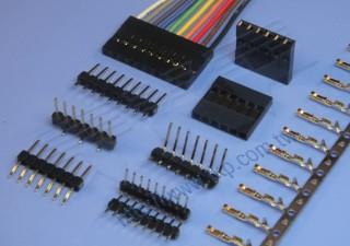 2,54 mm-BH Board-to-Board-Serie PIN-Header - Board-to-Board