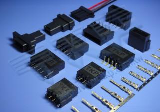 5.08mm 线对板系列连接器 - 线对板