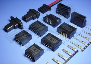 3,81 mm Wire-to-Wire-Serie Steckverbinder - Kabel zu Kabel