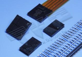 1.27mm FFC / FPC 连接器 - FFC/FPC Connectors