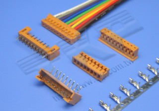 2,00 mm-H200 Wire-to-Board-Serie Steckverbinder - Wire-to-Board