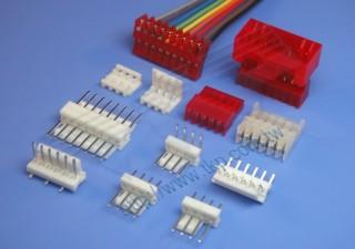 2.54mm 线对板系列连接器 - 线对板