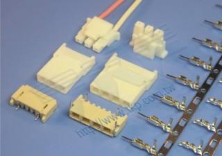 """4.00mm (.157"""") 间距-H40Y1H3 高电压系列连接器 - 高电压连接器"""