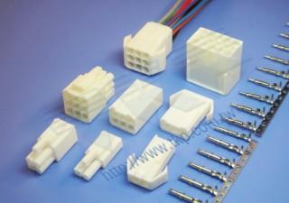 4,50 mm Wire-to-Wire-Serie Steckverbinder - Kabel zu Kabel