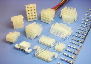 6,35 mm-H9848P Wire-to-Wire-Serie Steckverbinder - Kabel zu Kabel
